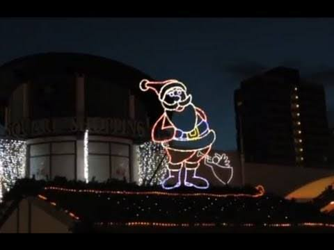 Brighton's Hilarious Christmas Lights