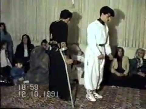 Ridiculous Break Dancers From Turkey In 1991