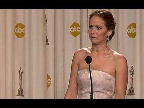 Video thumbnail for youtube video The Funniest Jennifer Lawrence GIFs You'll Ever See