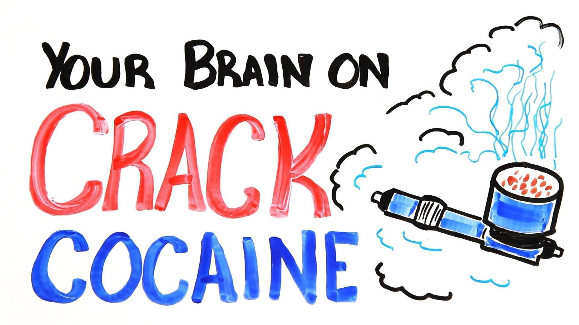 Video thumbnail for youtube video What Happens To Your Brain On Crack