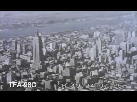 1956 New York City In Color