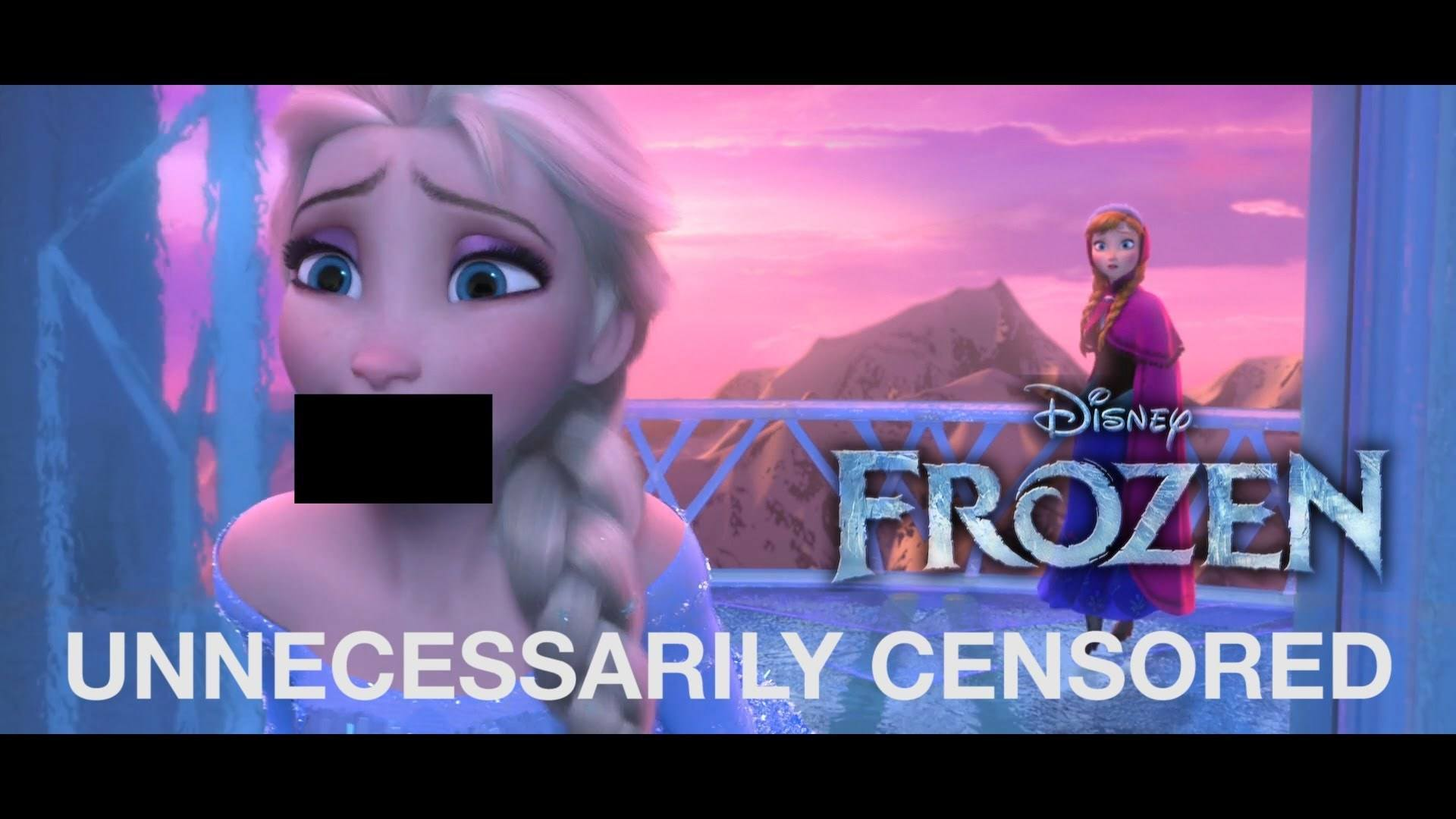 Video thumbnail for youtube video 27 Absolutely Hilarious Unnecessary Censorship GIFs