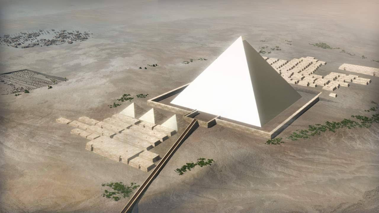 How The Pyramids Were Constructed