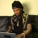 Waka Flocka Reads Fans YouTube Comments