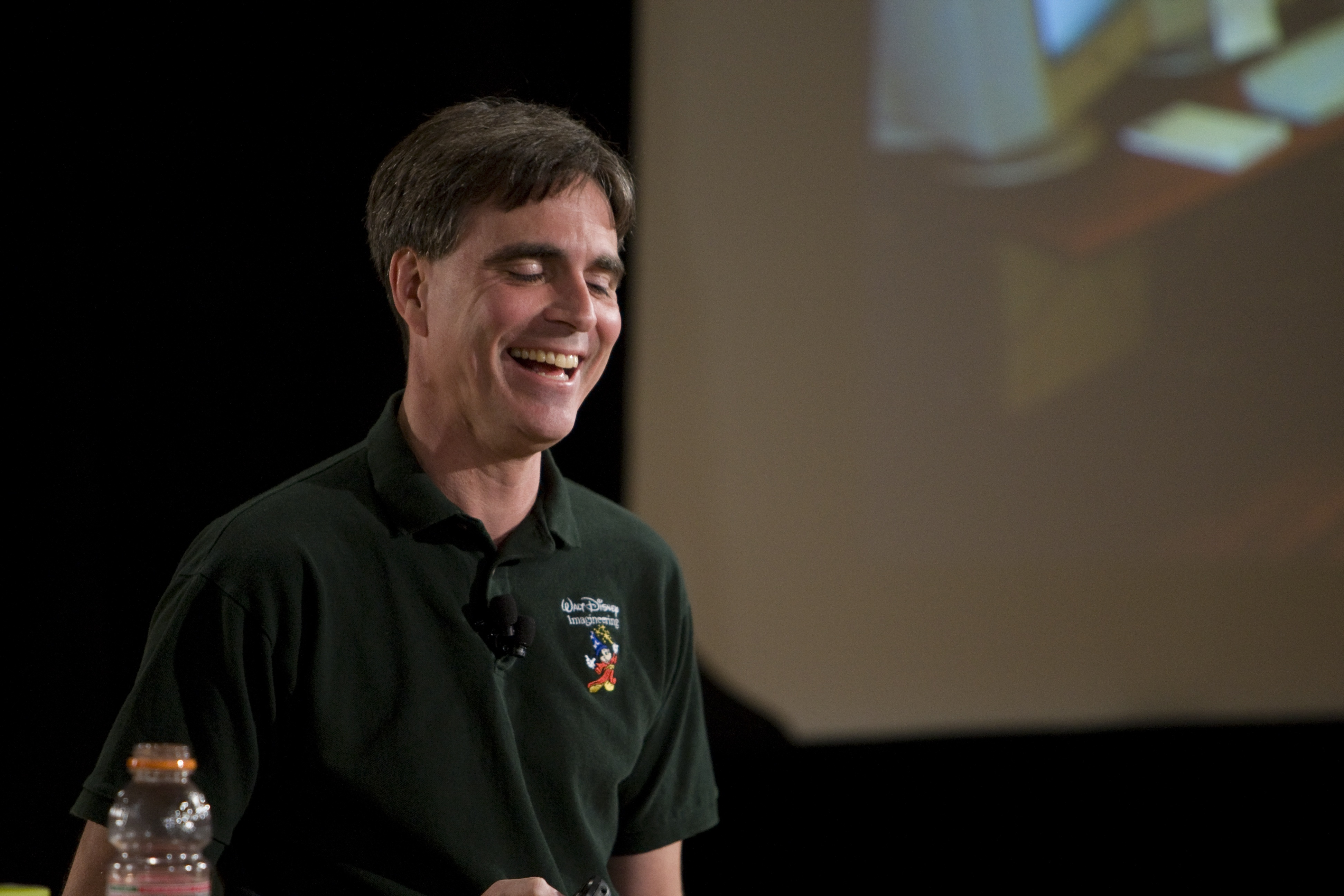 Randy Pausch – Lecture of a Lifetime