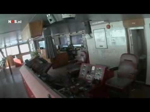 Dutch Marines Storm A Hijacked German Ship