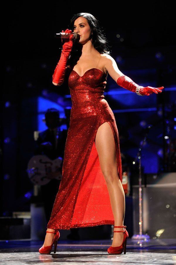 Katy Perry As Jessica Rabbit