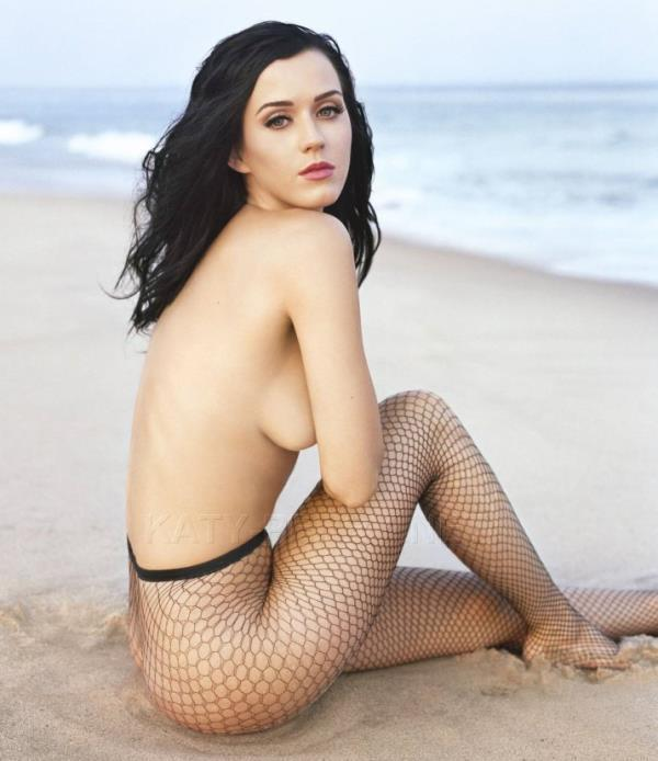 Katy Perry Bare Boobs