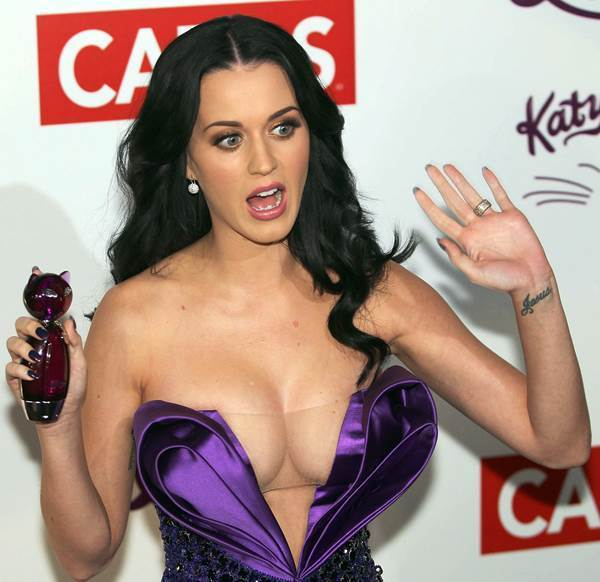 Katy Perry Pictures See Through Top