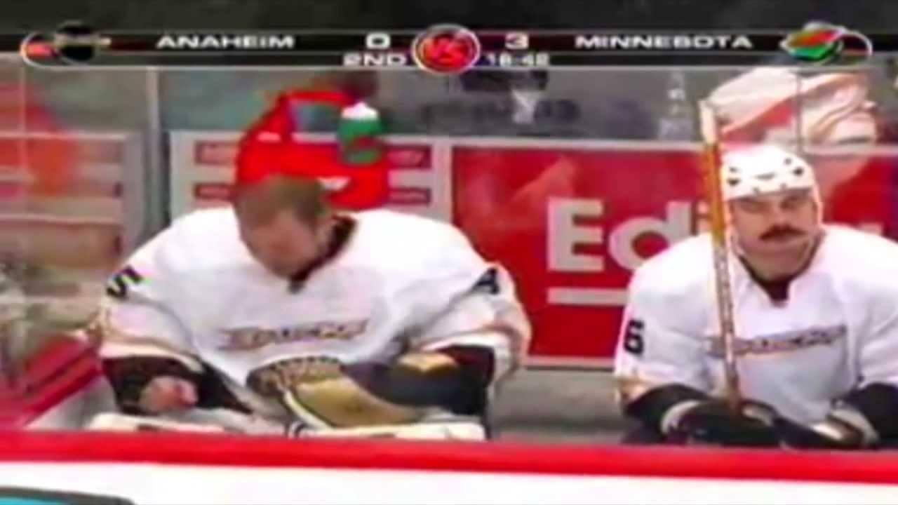 Pissed Off Hockey Goalies