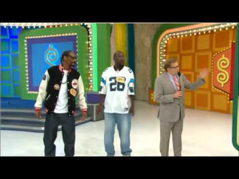 Snoop Is Really Good At Price Is Right