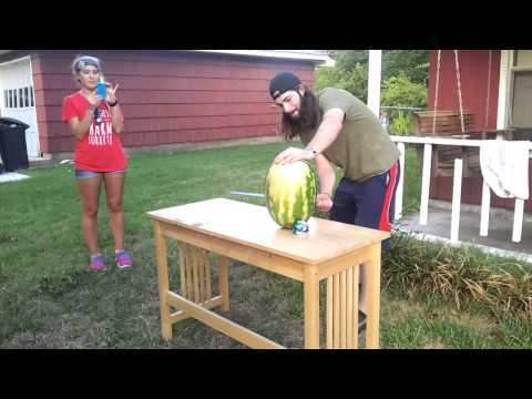 Video thumbnail for youtube video Why You Don't Cut A Watermelon With A Sword