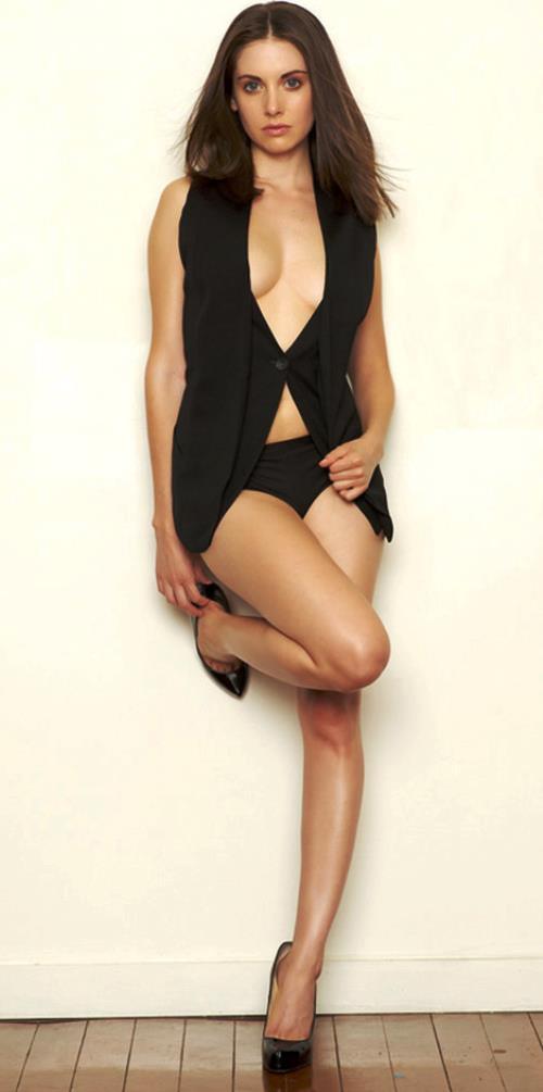 Alison Brie Sexy