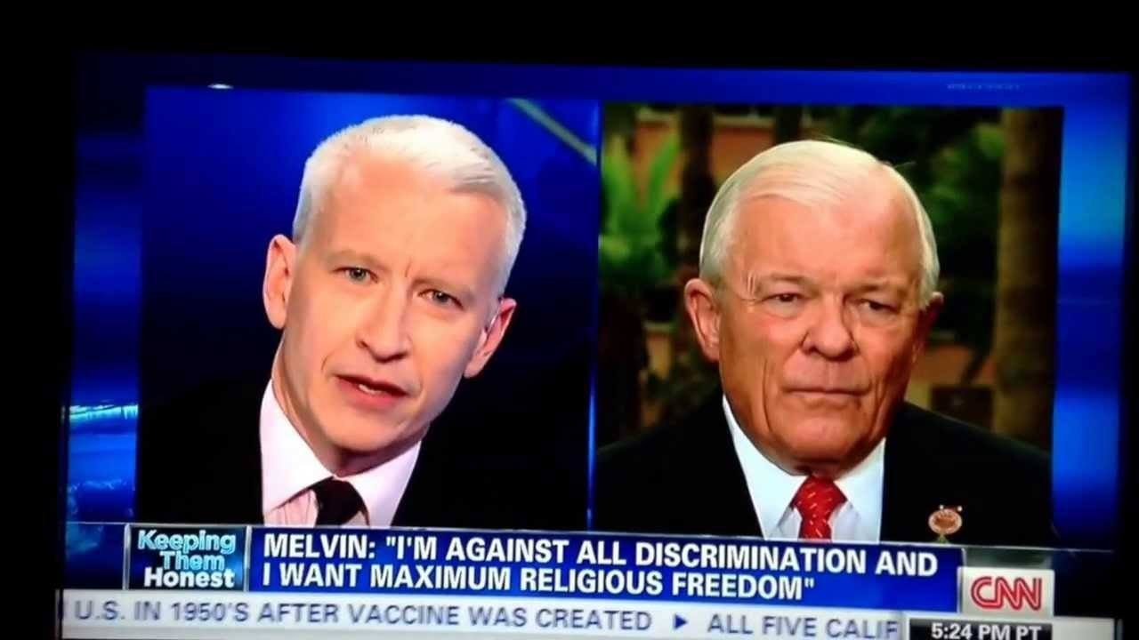 Arizona Politician Gets Embarrassed By Anderson Cooper