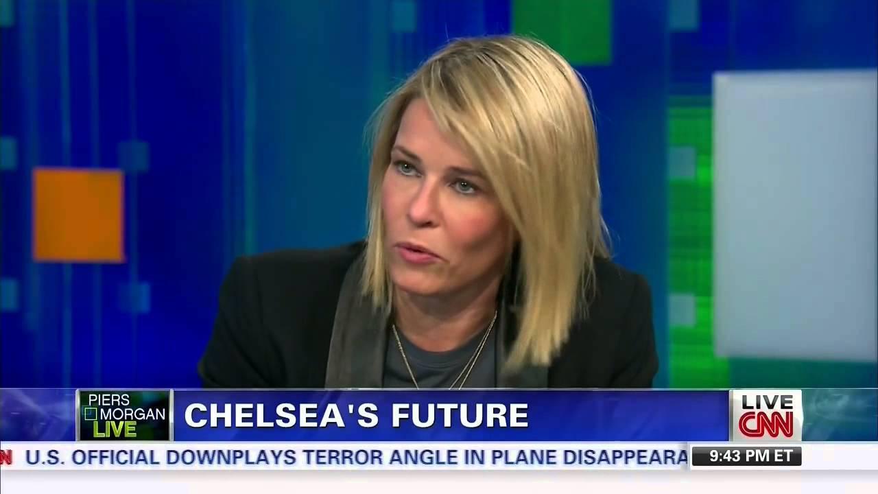Chelsea Handler Versus Piers Morgan
