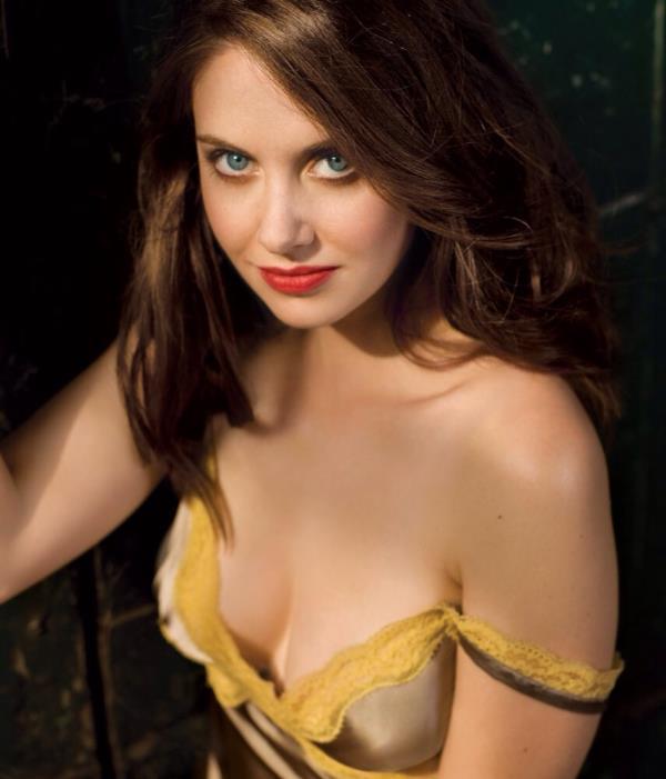 Sexy Alison Brie