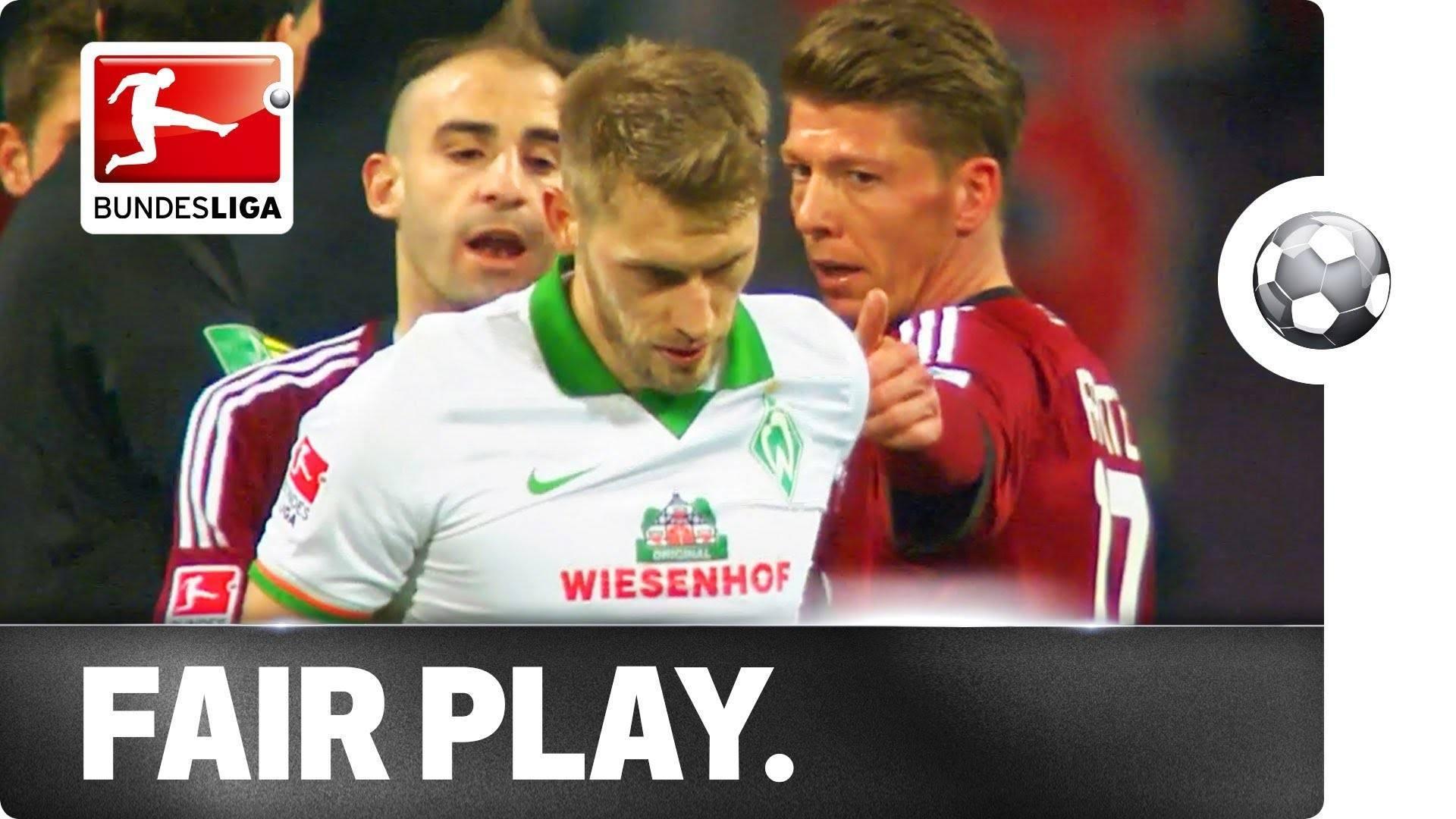 True Sportsmanship: Footballer Refuses Free Kick