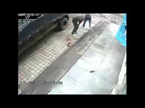Video thumbnail for youtube video Videos Of Delicious Instant Karma In Action
