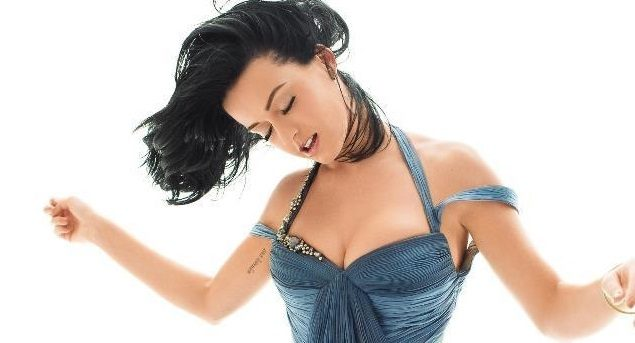 Katy Perry Dance Photo