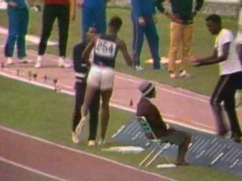 The Incredible Long Jump Record Of Bob Beamon
