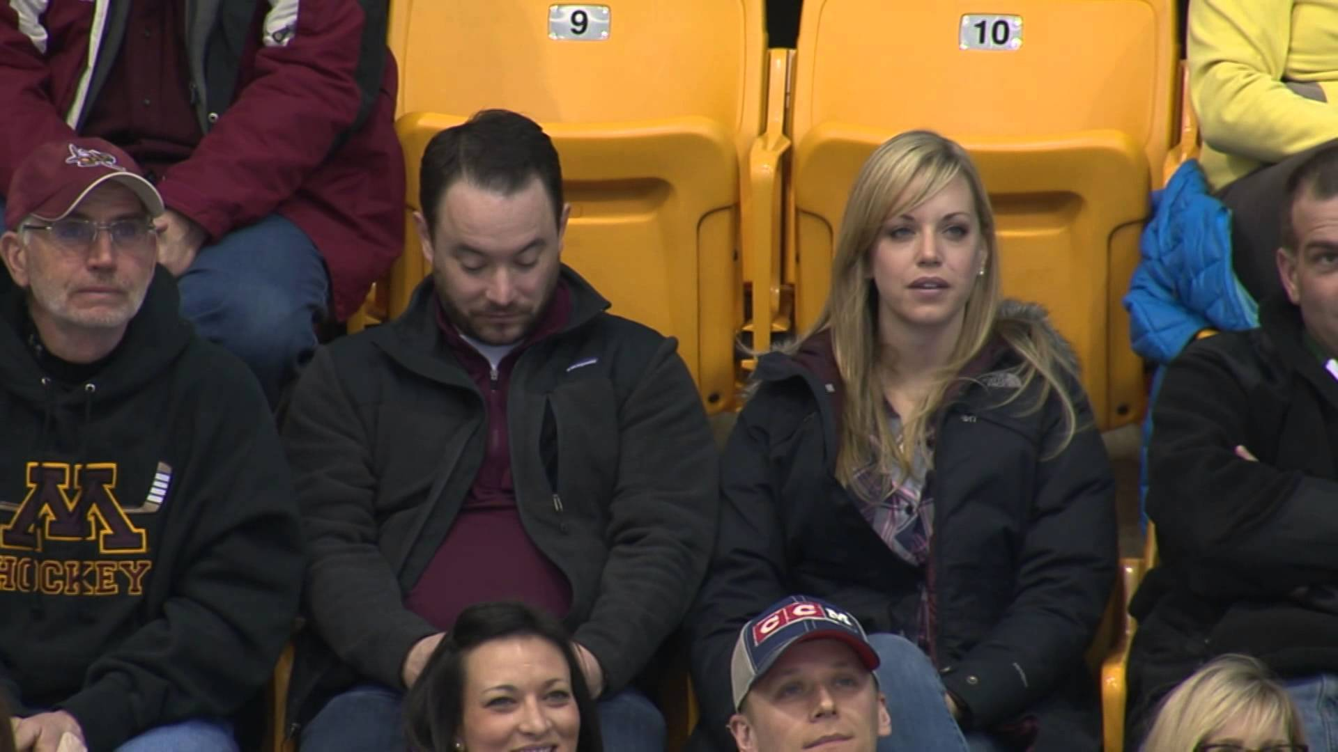 What To Do When You Are On Kiss Cam With Your Sister