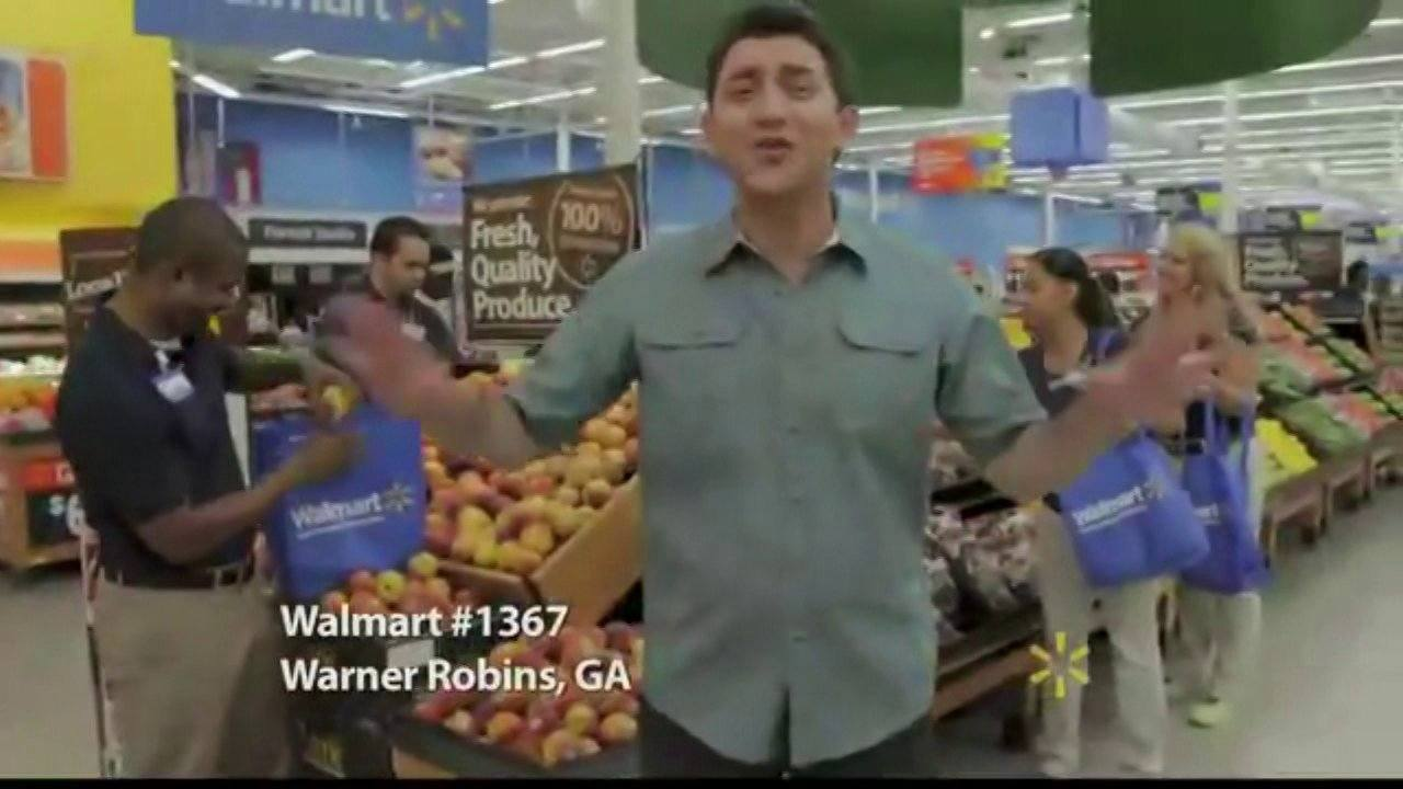 Video thumbnail for vimeo video All This Produce Is From Walmart