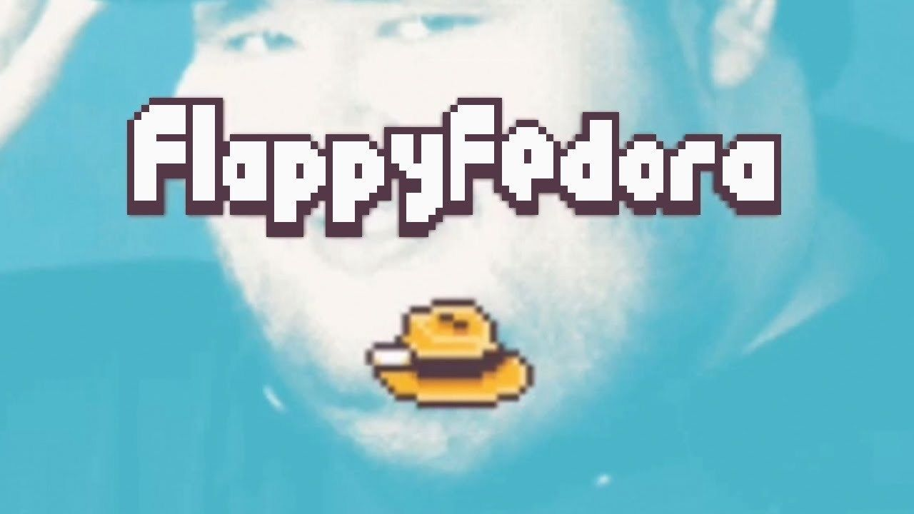 Flappy Fedora