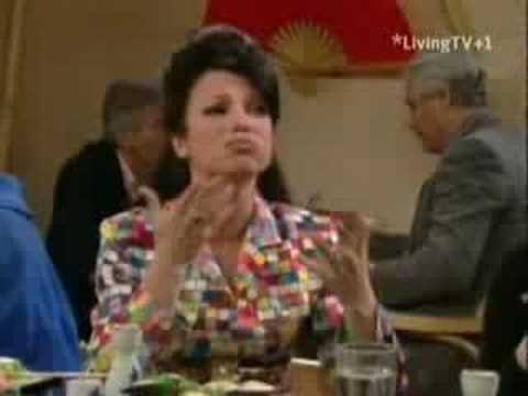 Fran Drescher Uses Her Real Voice In The Nanny