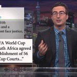 John Oliver Explains Why FIFA Is The Worst Organization On Earth
