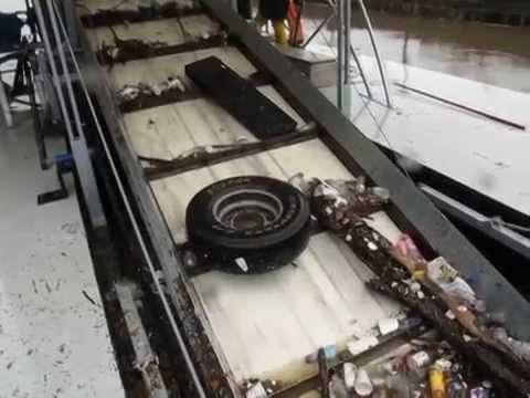 The Water Wheel That Is Cleaning Up Baltimore's Inner Harbor