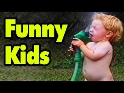 Video thumbnail for youtube video Hilarious Kids Fails GIFs We Hope Left No One Scarred For Life