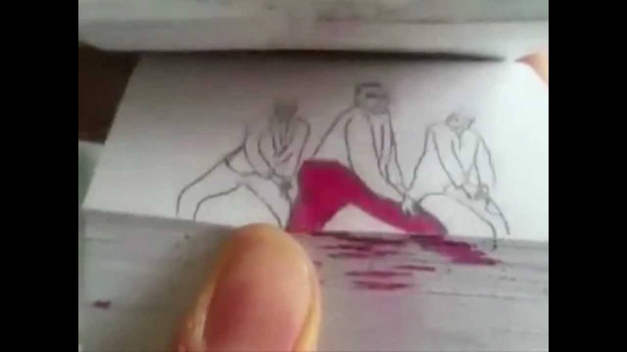 The Gangnam Style Flipbook