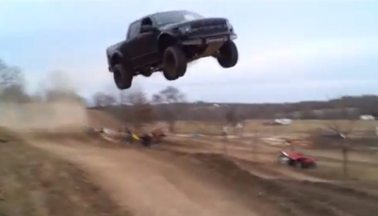 How To Destroy A 50 Thousand Dollar Truck
