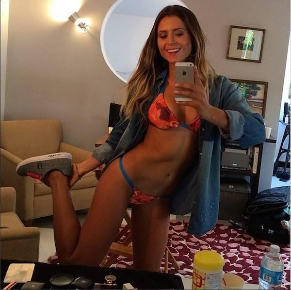 Selfie Anastasia Ashley
