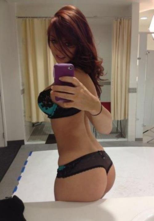 Sexy Mirror Photos