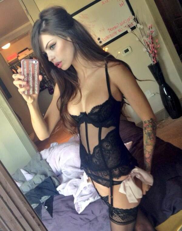 Sexy Selfie Lingerie