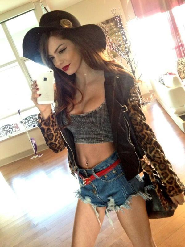 Sexy Selfies Hipster