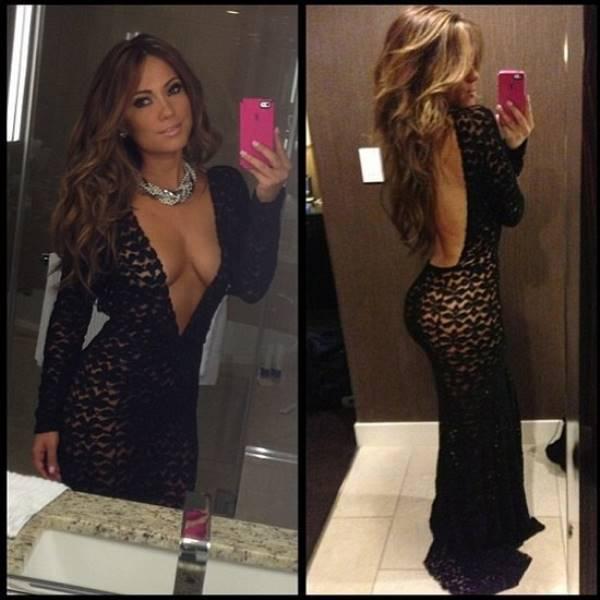 Jessica Burciaga Sexy Selfies
