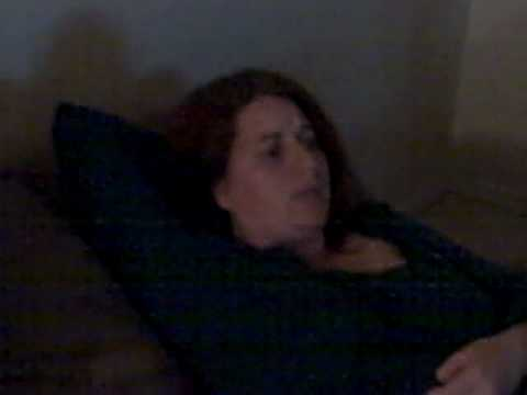 Terrifying Ghost Wakes Sleeping Wife