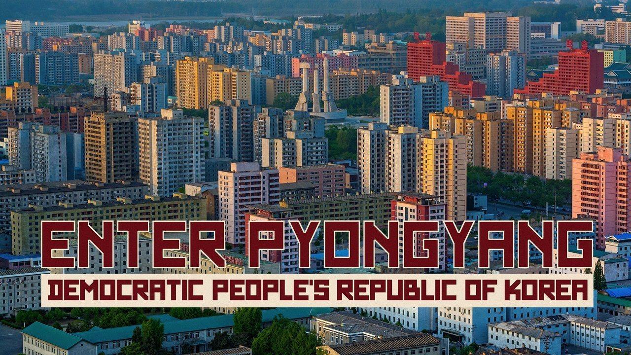 A Stunning Look At Pyongyang
