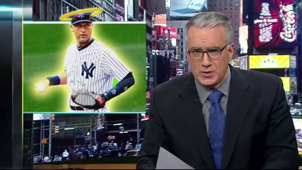 Keith Olbermann Shares His Thoughts On Yankee Great Derek Jeter