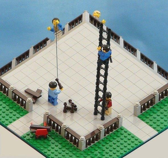 Lego Mind Melt