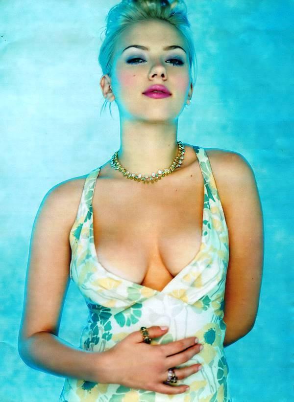 Photographs Of Scarlett Johansson