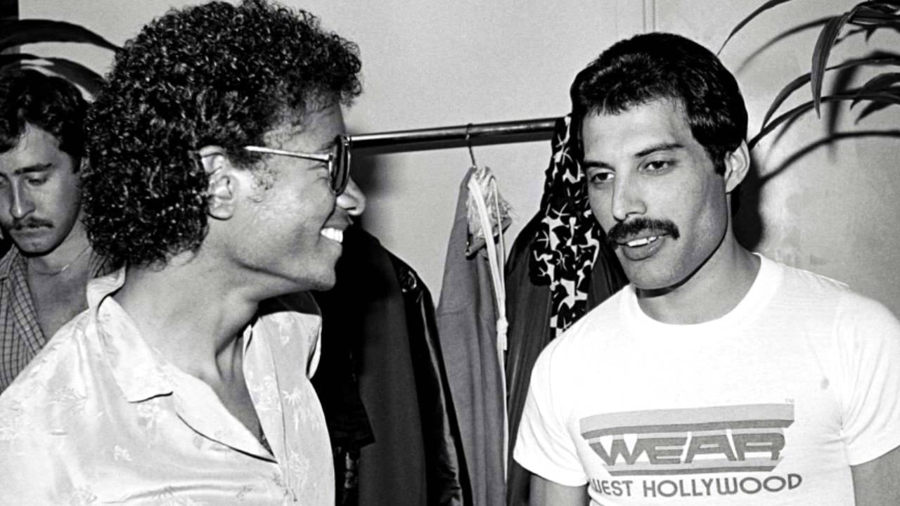 Video thumbnail for youtube video Rare Michael Jackson And Freddie Mercury Duet Released