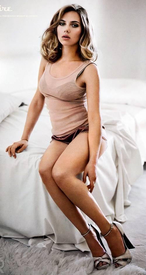 Sexy Scarlett Johansson Photo