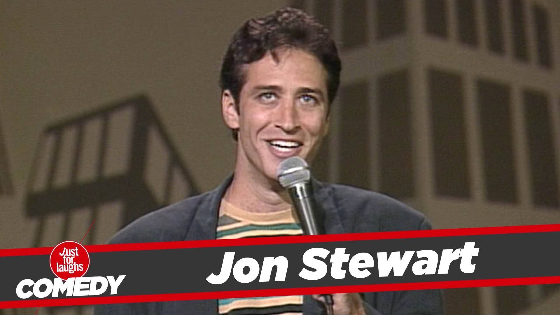 Stand Up From Dave Chappelle And Jon Stewart Before Stardom