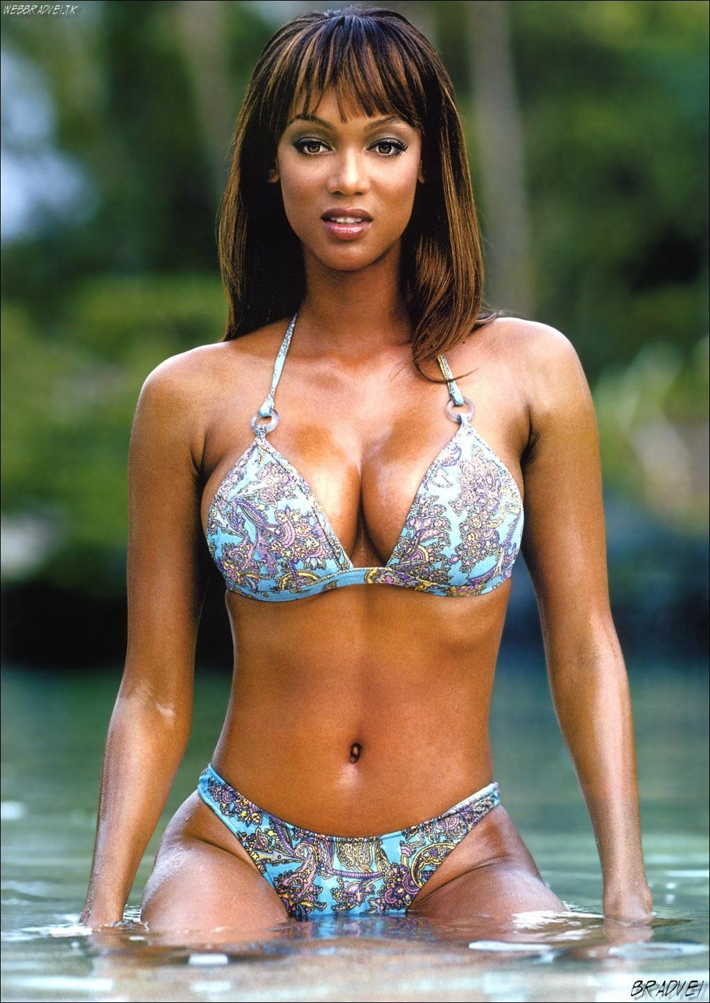 Derek Jeter's Girlfriends Tyra Banks