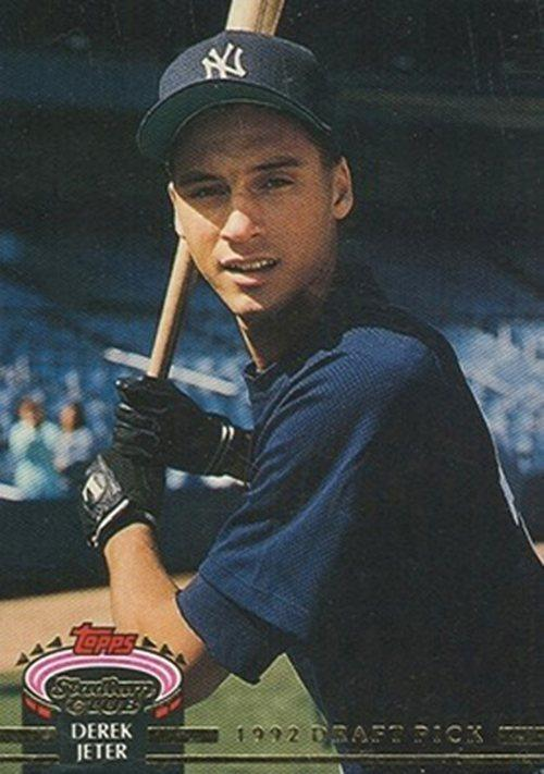 Derek-Jeter-Rookie-Card