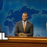 Bill Hader Makes A Splash In Return To Saturday Night Live