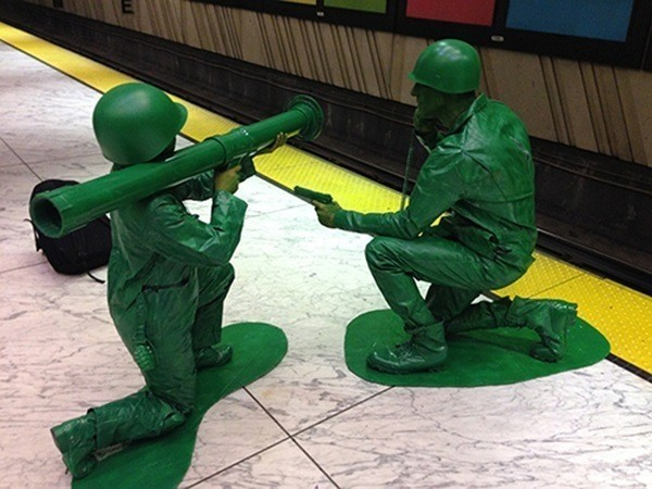 Green Soldiers